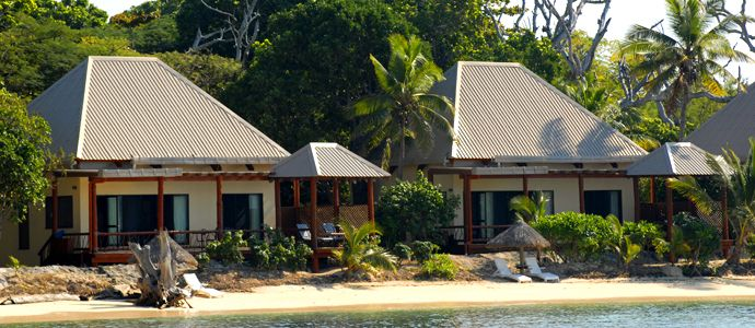 Honeymoon Bure, Mana Island Resort, Mamanuca's, Fiji
