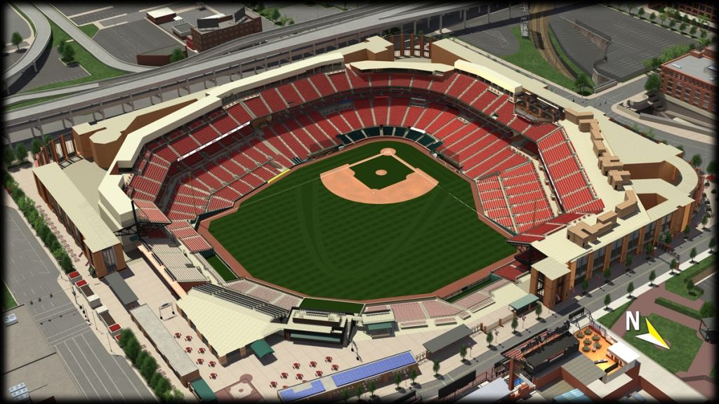 Busch Stadium Seating Chart With Seat Numbers Di 2020