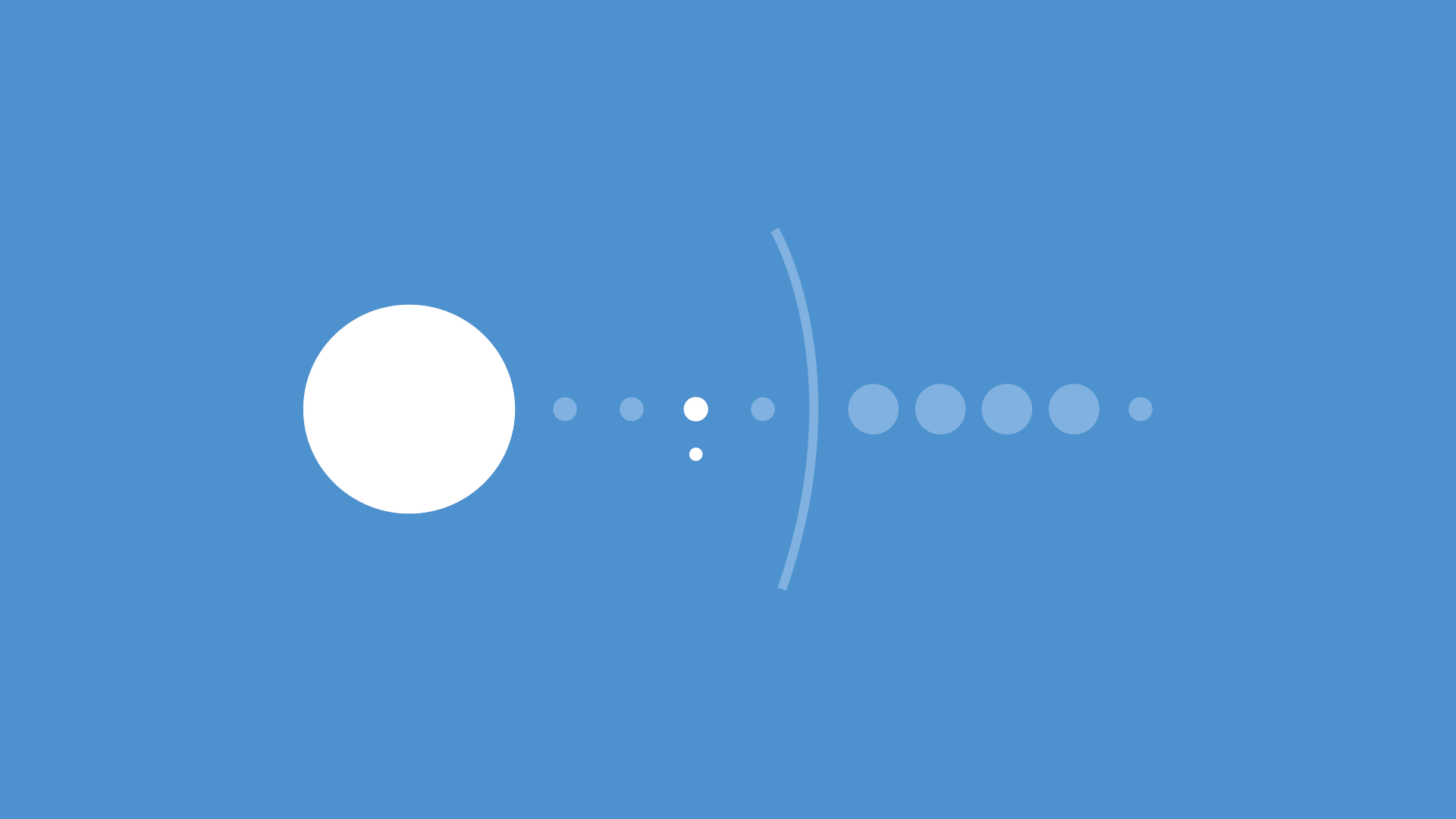 Solar System Minimalist Space Wallpaper Trendsmeup