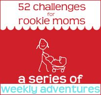 52 outings with a baby. Activities for new moms and babies to get out of the house and have more fun every week of baby's first year!