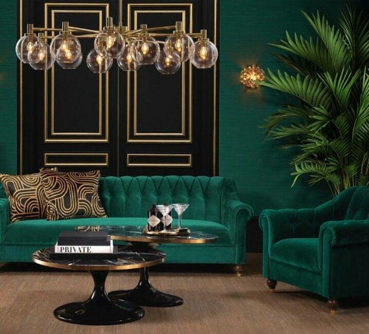 Future Interior Luxury Design: Green Furniture So Many Ways To Decorate