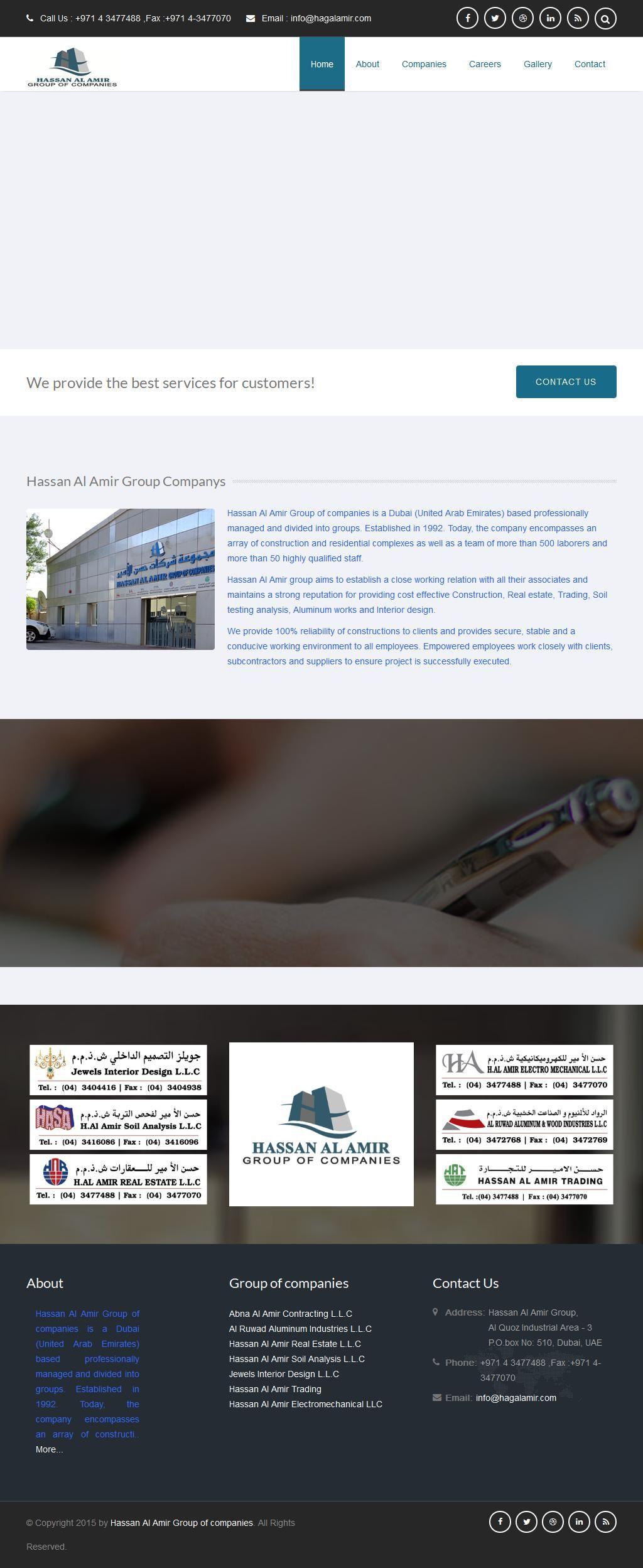Sharjah Industrial Area Companies