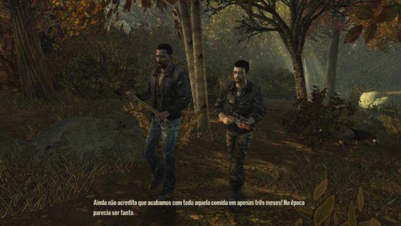 The Walking Dead GAMES | Tradução Game The Walking Dead