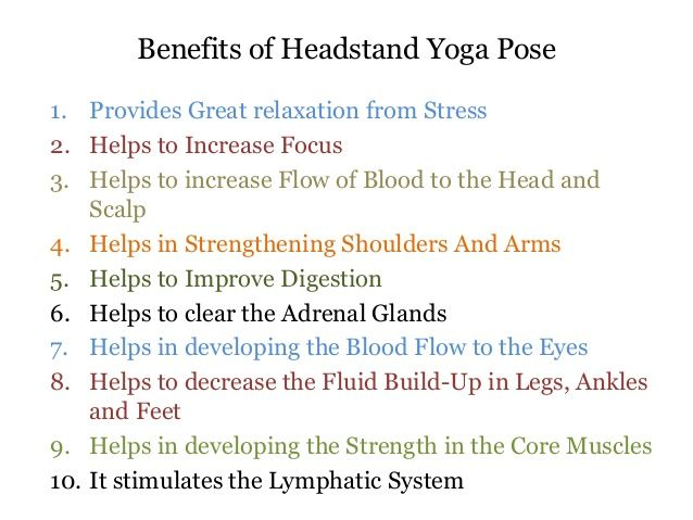 Important Health Benefits Of Headstands Yoga Pose Headstand Yoga Tantric Yoga Yoga Benefits
