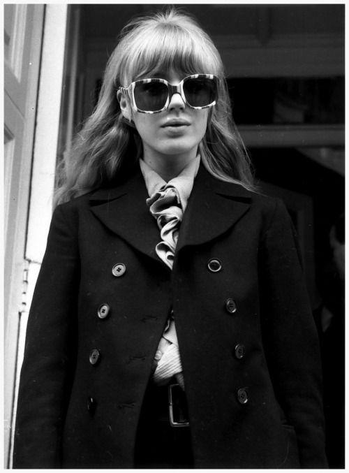 Marianne Faithfull, 1967.