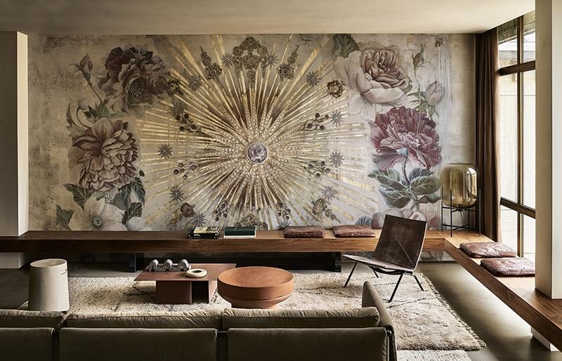 Contemporary wallpaper   Wall & Decò   Deko wand, Tapeten wohnzimmer, Design tapeten