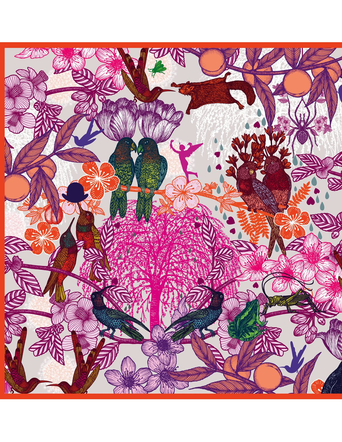 Papier Peint Mars Issu Du Livre Merveilleuse Nature 현대 미술 놀라운 디자인