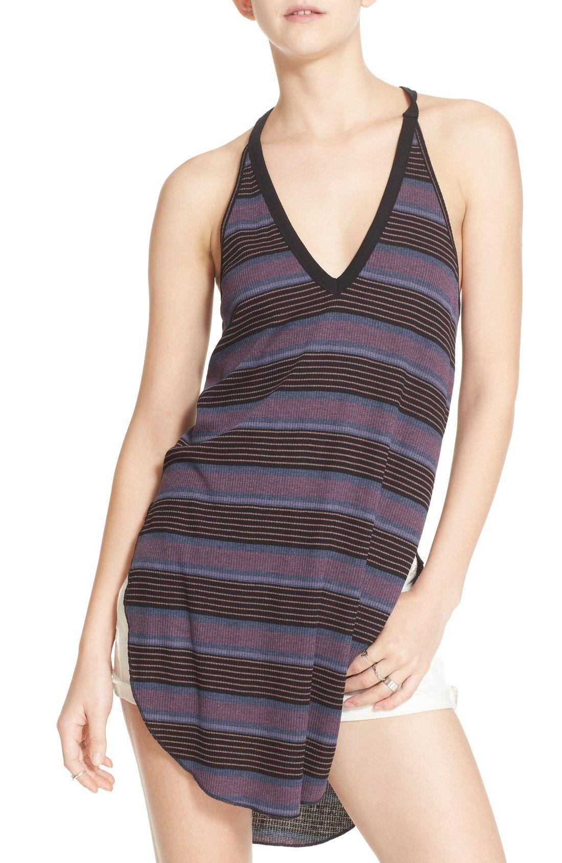 'Loui' Stripe Tunic by Free People