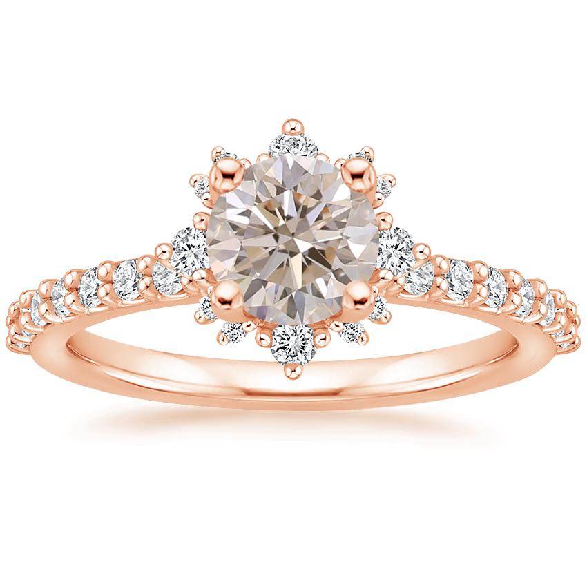 18k White Gold Arabella Diamond Ring 1 3 Ct Tw 2021 Yuzuk Dugun Elbise Dugun
