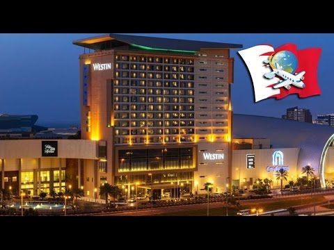 Top 5 Star Hotels In Manama Bahrain The Westin City Centre