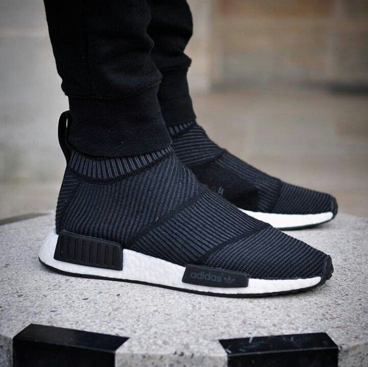 Adidas NMD sock style sneakers