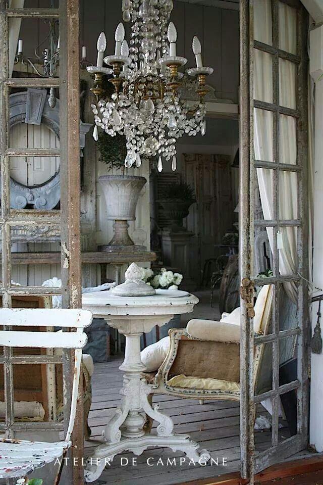 atelier de campagne coup de coeur shabby pinterest. Black Bedroom Furniture Sets. Home Design Ideas