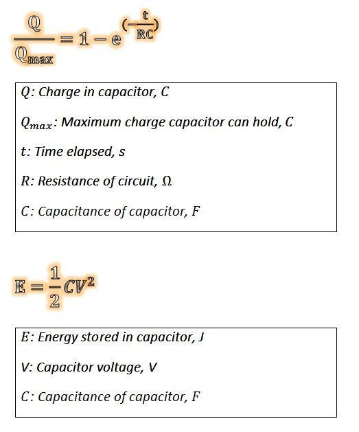 How to Calculate Charging Time & Energy of Your