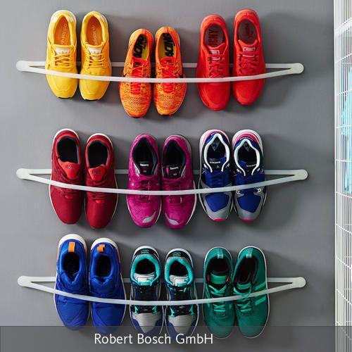 schuhregal zum selberbauen simple diy aufbewahrung f r deine sneakers home deco. Black Bedroom Furniture Sets. Home Design Ideas