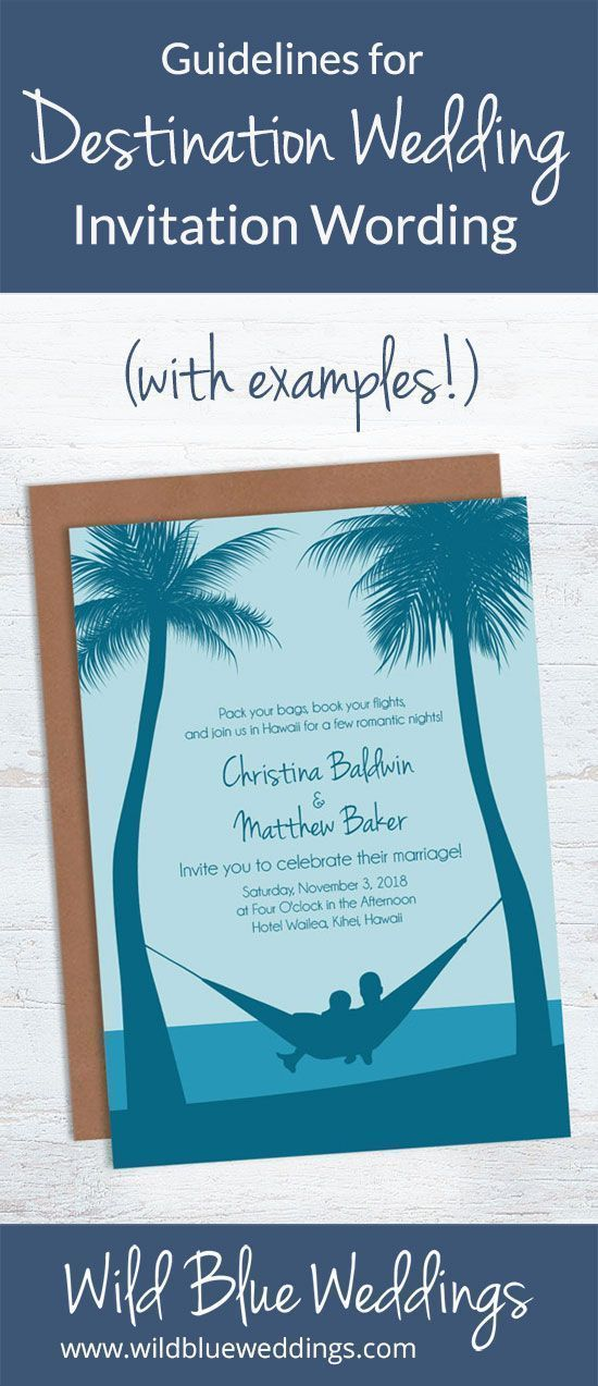 Fretting over how to word your destination wedding invitations fretting over how to word your destination wedding invitations heres a handy guide on how write the perfect destination wedding filmwisefo