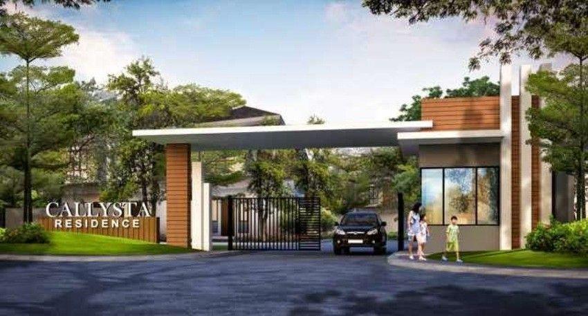 Sukses Jual Fortune Terrace Graha Raya Launching Callysta Residence Entrance Gates Design Gate Design Entrance Gates