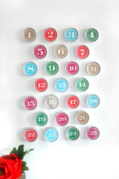 17 Advent Calendar Activities to Make Christmas Pinterest