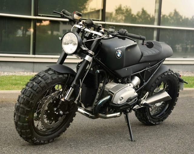 BMW R1200R by Lazareth | BMW R1200R Scrambler | Custom BMW R1200R