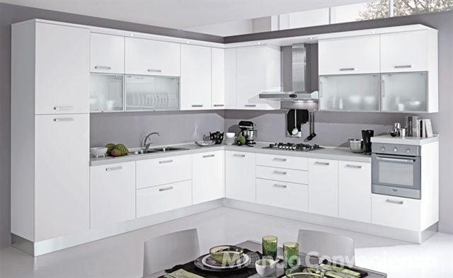 Vendo cucina componibile mondo convenienza colore pino chiaro, elettrodomestici inclusi: Pin Su Decoracion Hogar