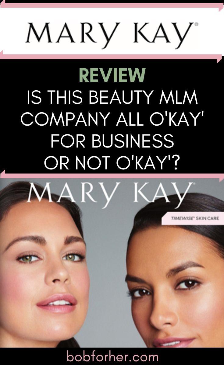 Is Mary Kay A Pyramid Scheme? Mary kay reviews