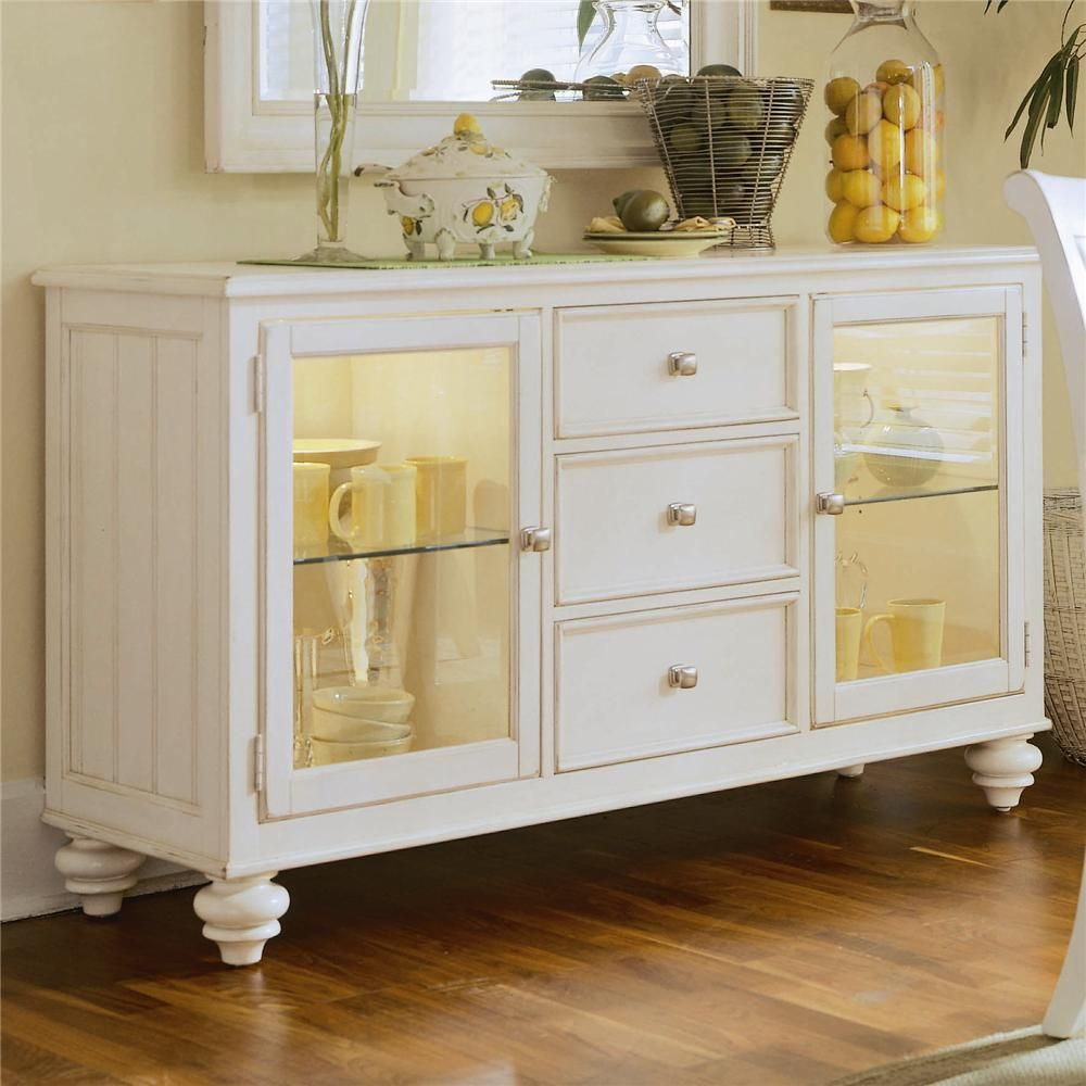 Camden light china buffetcredenza by american drew for the home