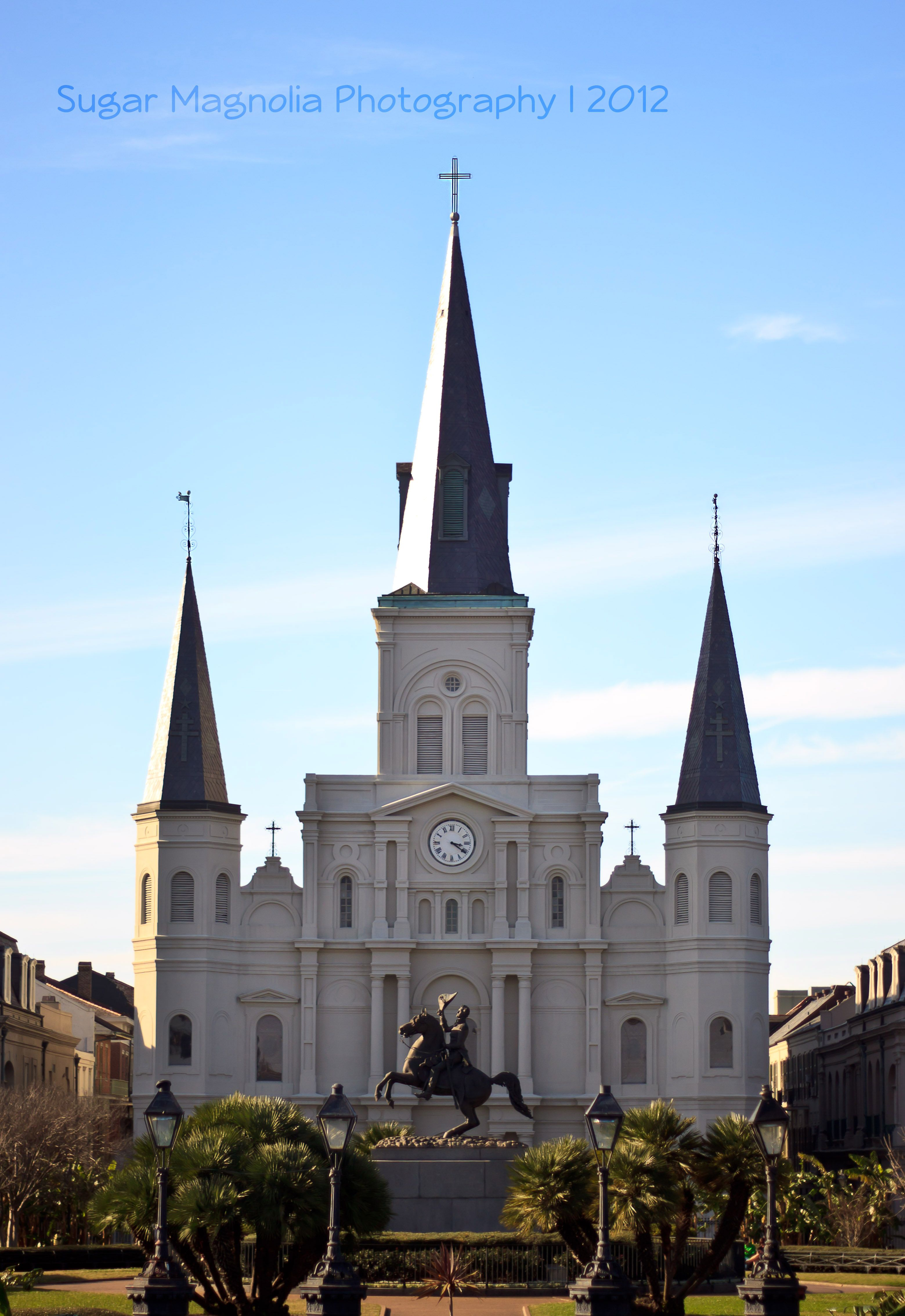 st louis cathedral new orleans la i heart church architecture