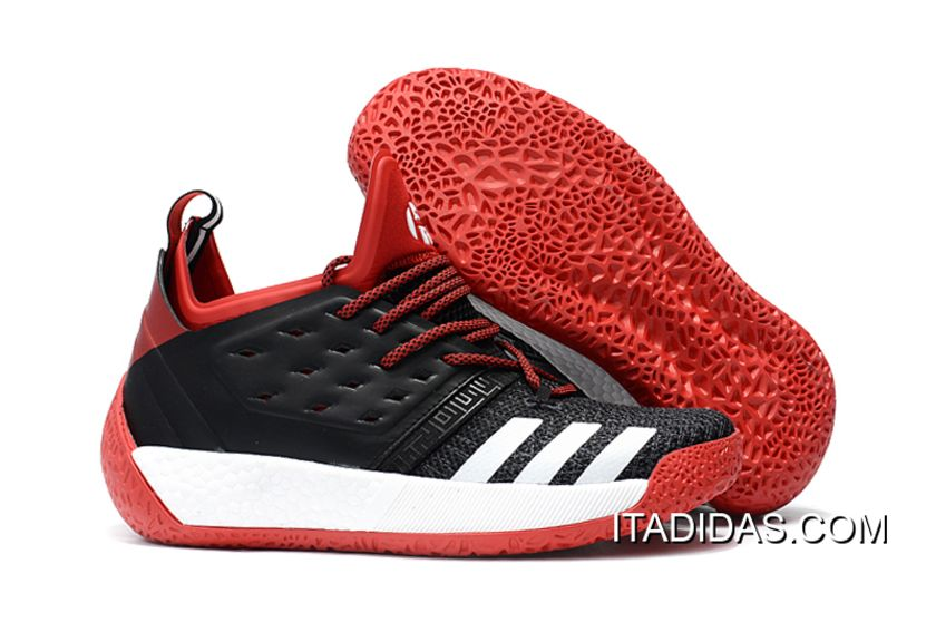 9dc13c68f021 New adidas James Harden Vol. 2 Men Basketball Shoes