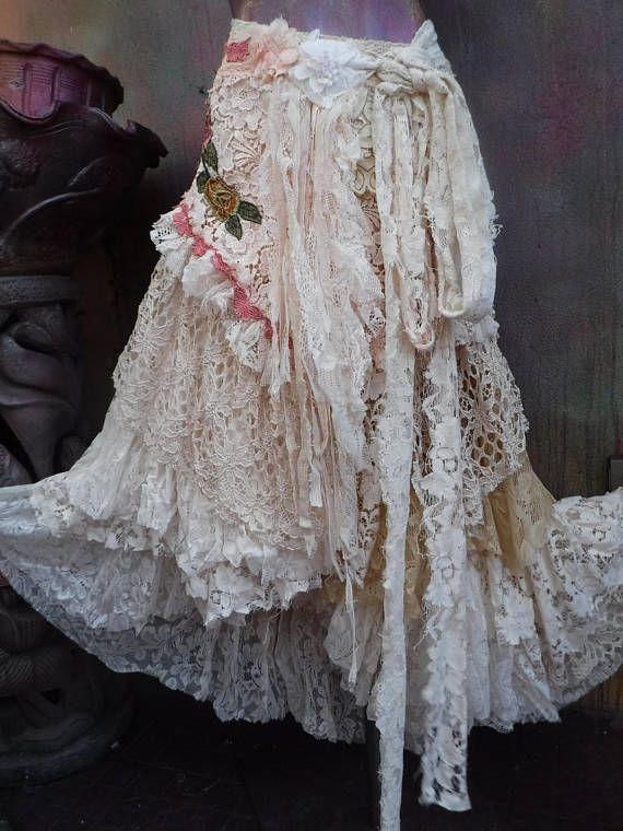 31f39972fba36 Bohemian Chic Fashion · wedding skirt