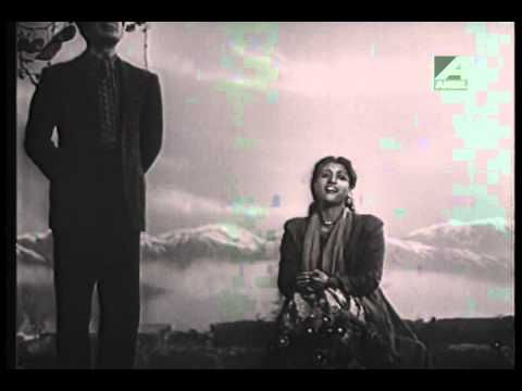 ▷ Bengali film song Gaane Mor Koun Indradhanu    from the movie