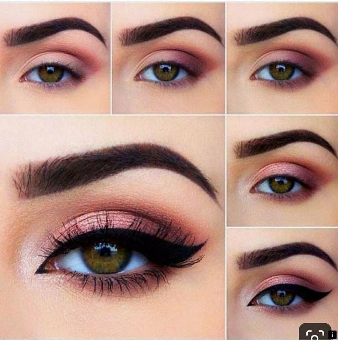 How to Apply Eyeshadow Step By Step (Like A Pro) Best