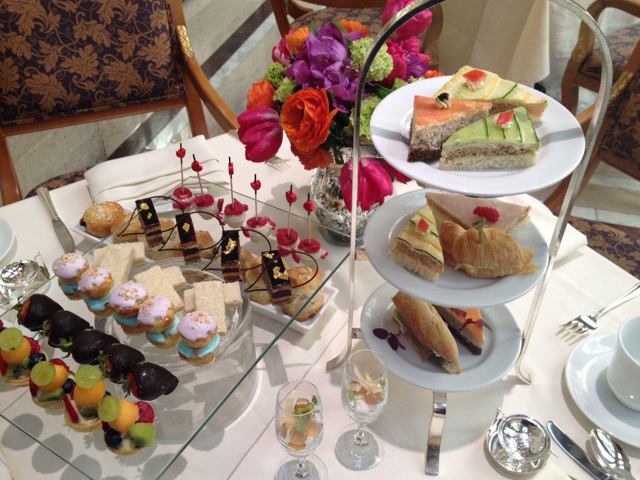 The Best Hotel Tea Services Tea Time Food Tea Service High Tea