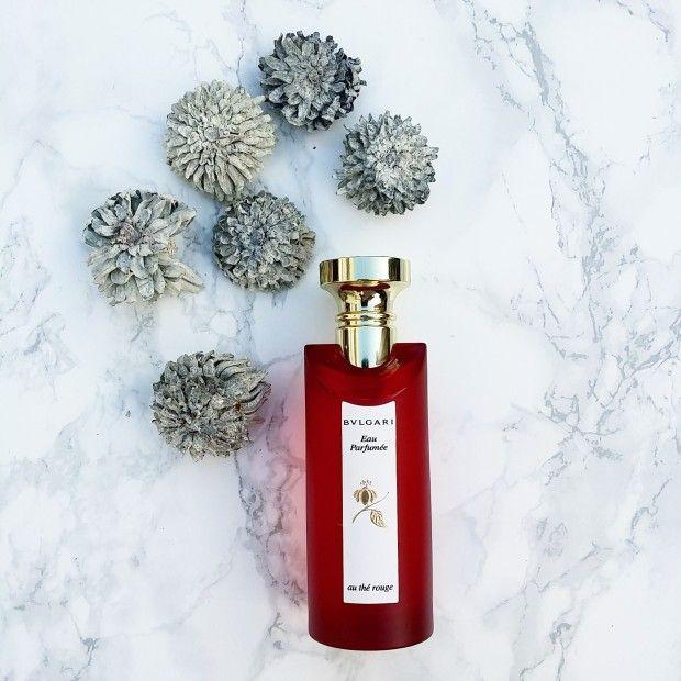 Bvlgari Perfume Bvlgari Eau Parfumée Au Thé Rouge Thedailylady