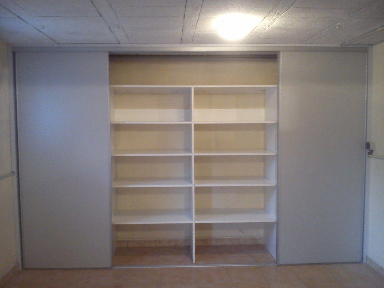 Am nagements sous sol bureau en 2019 sous sol armoire et bookcase - Rangement placard mural ...