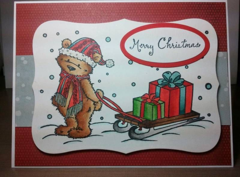 Tyler's Christmas Card