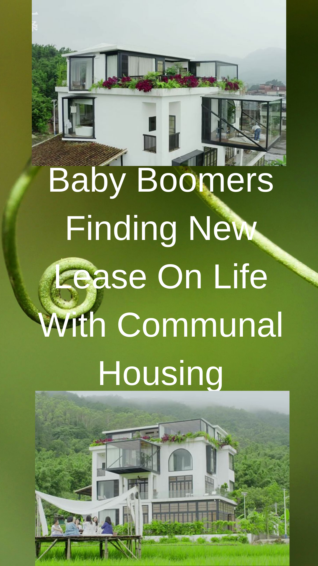 Baby Boomers Finding New Lease On Life With Communal ...