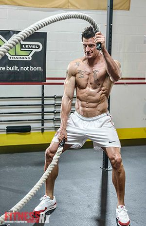 Mma Workout Fitnessrx For Men Mma Workout Mma Training Fitness Training