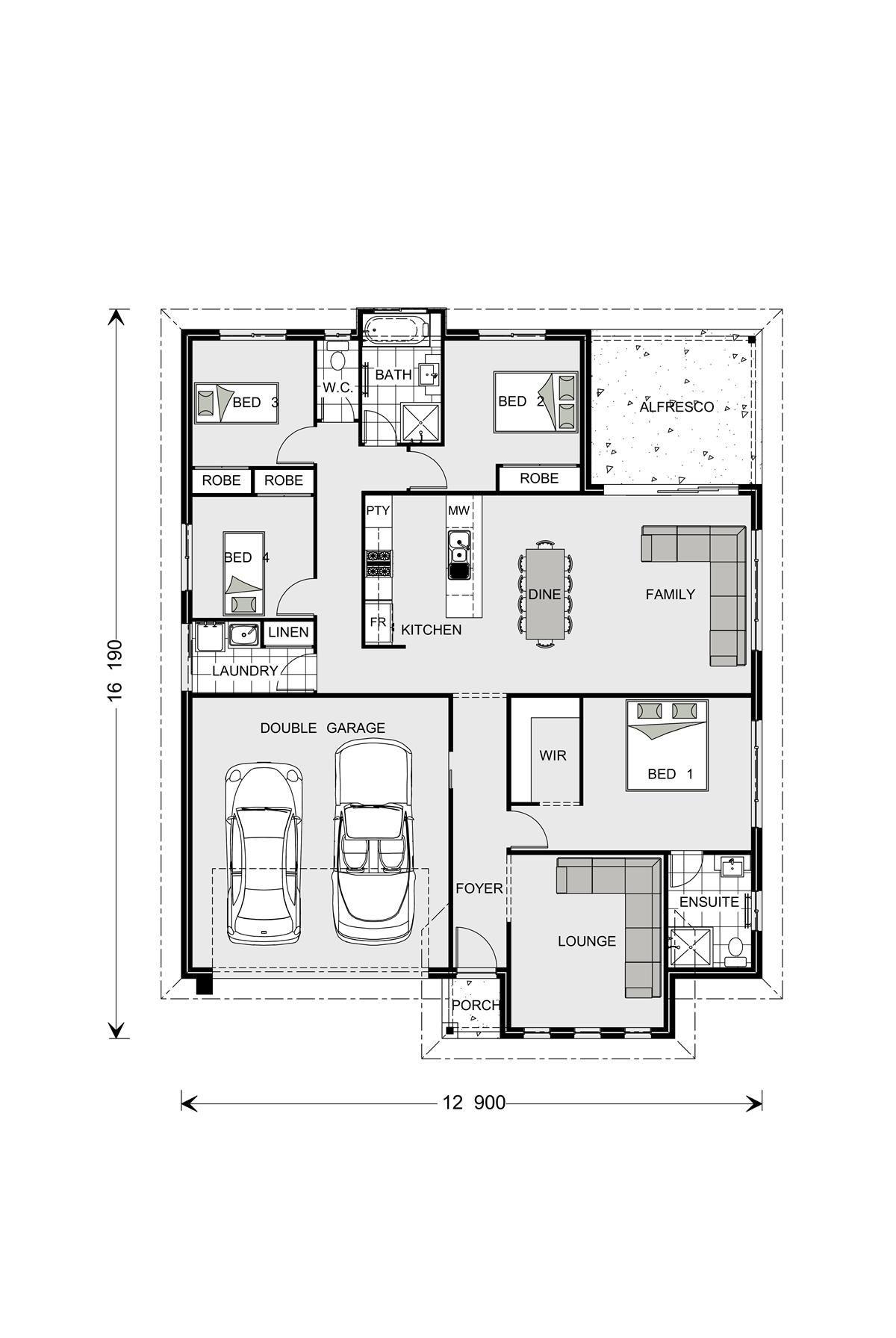 Fernbank 262, Home Designs in Batemans Bay   G.J. Gardner Homes