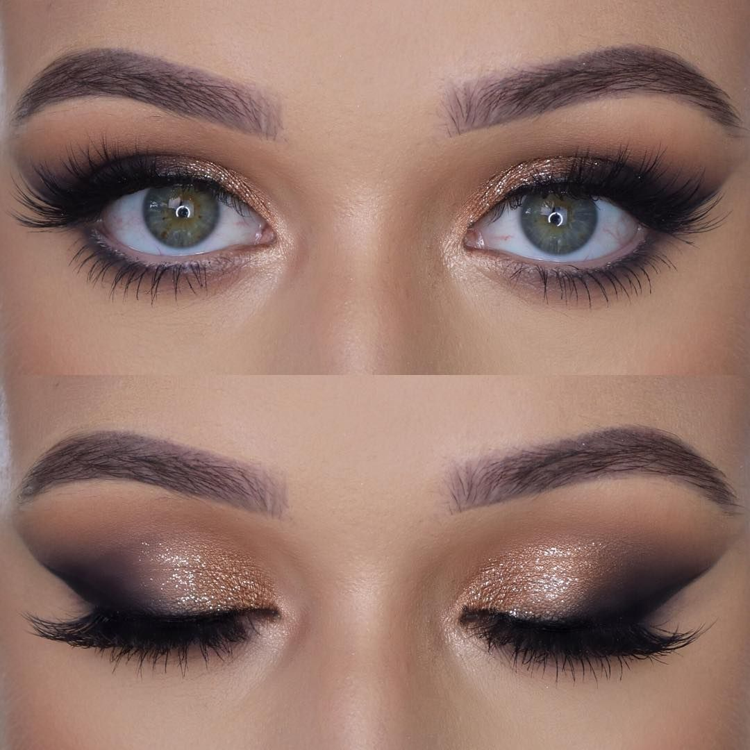 Makeup with light pink dress   Followers  Following  Posts  See Instagram photos and