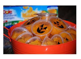 It's Written on the Wall: Let's Party! Easy Halloween Party Crafts for You