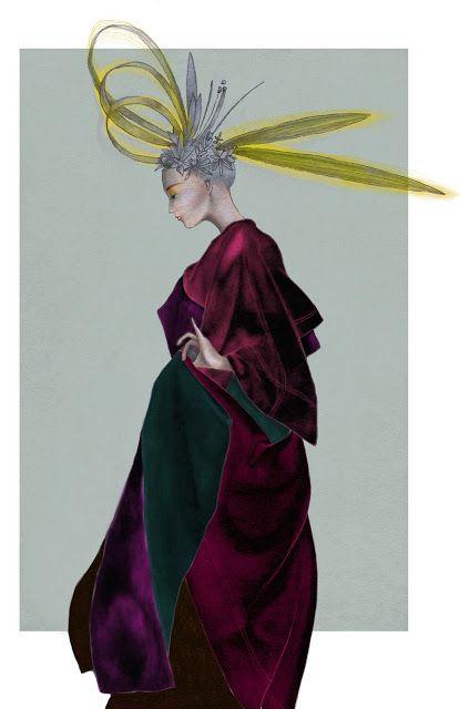 Seika Yamada Portfólio: Japonismo :)
