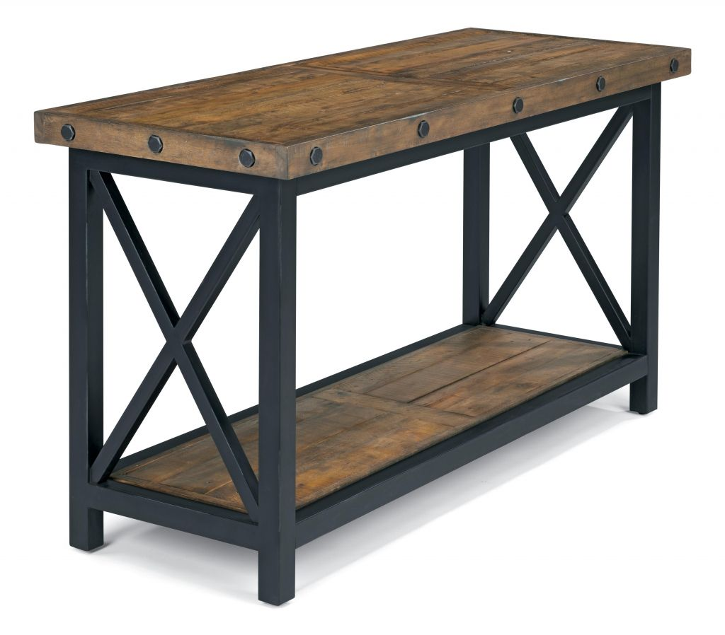 awesome reclaimed wood sofa table for Your home | the sofa interior ...
