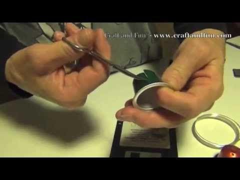 ▶ Craft and fun- Segnaposto con capsula Nespresso - YouTube