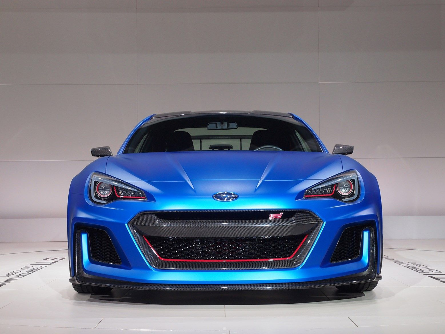 The subaru brz by sti come on build this