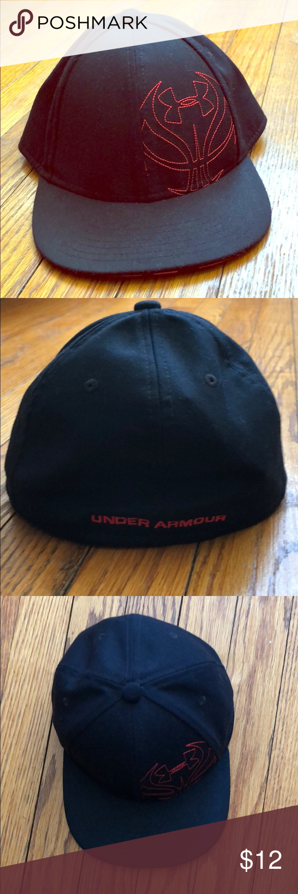9bc85a9f281 NWOT Youth Under Armour SnapBack Cap Size S M NWOT Under Armour Youth  SnapBack Cap