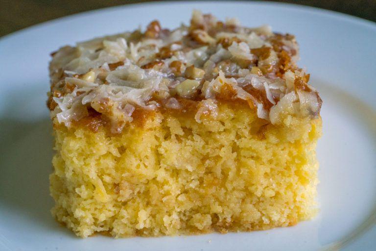 Classic donothing cake recipe do nothing cake cake