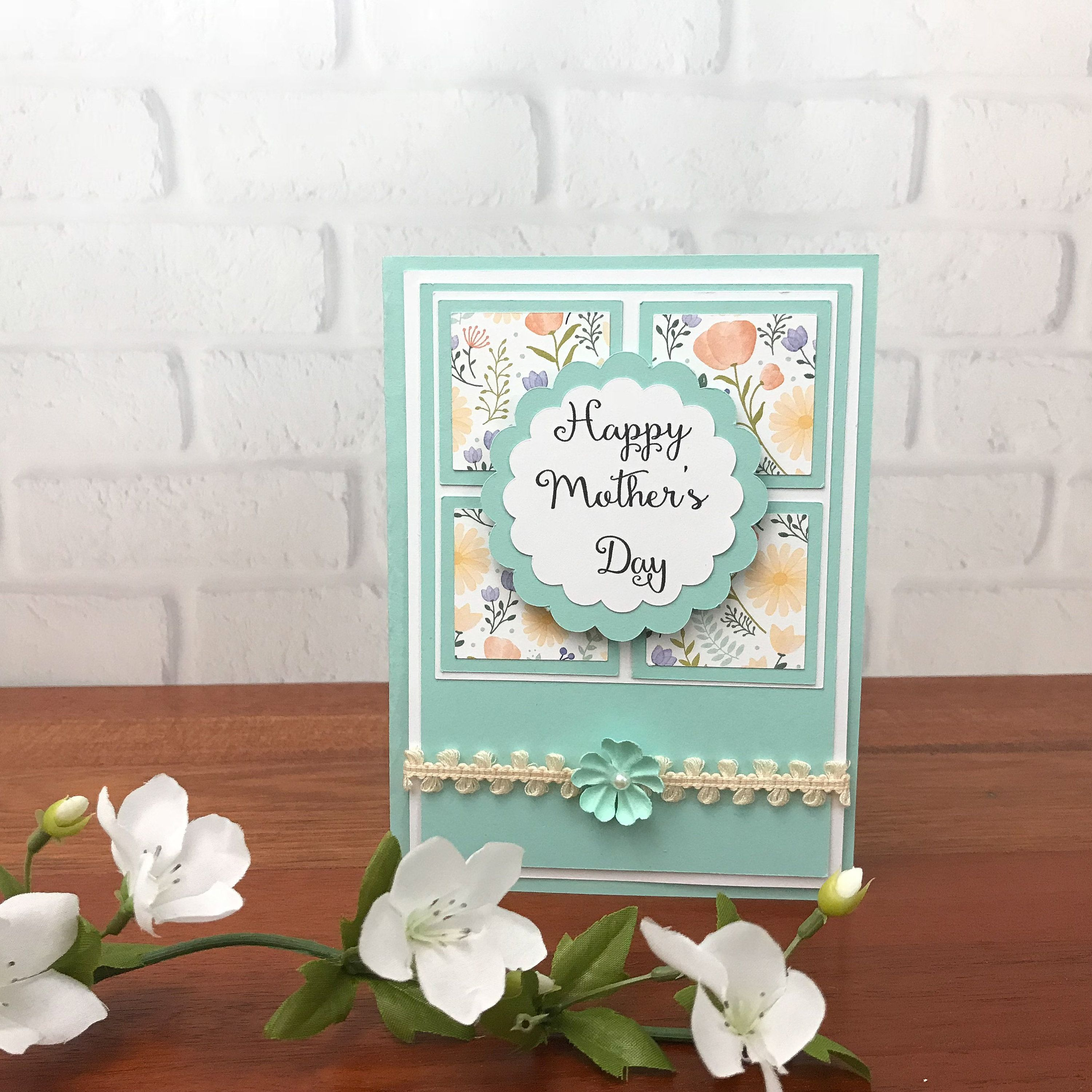 Happy Mothers Day Card Christian Mothers Day Card Christian