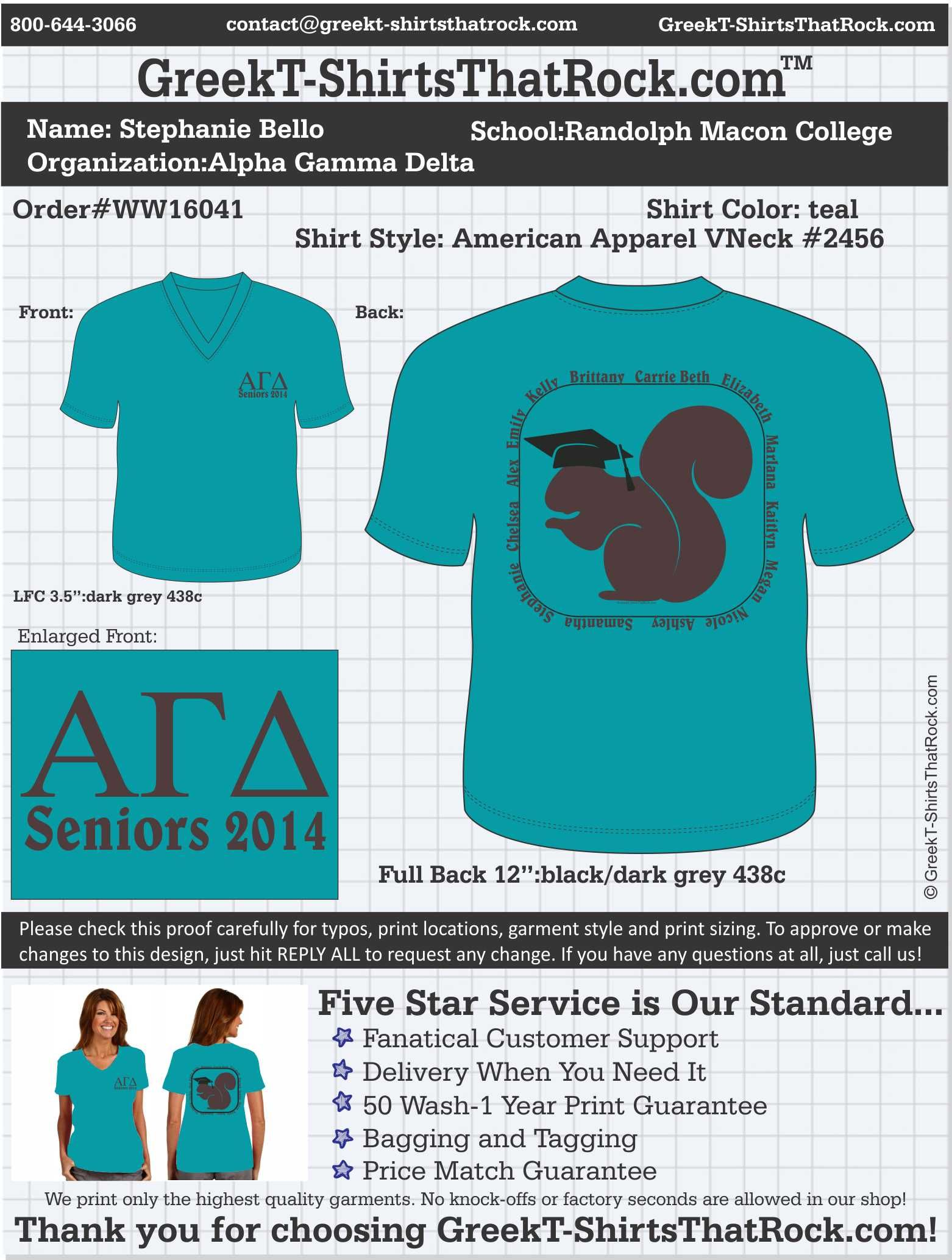 Pin it to Win It For Your Chapter in Fall 2014. #gttr #greektshirts #greektshirtsthatrock