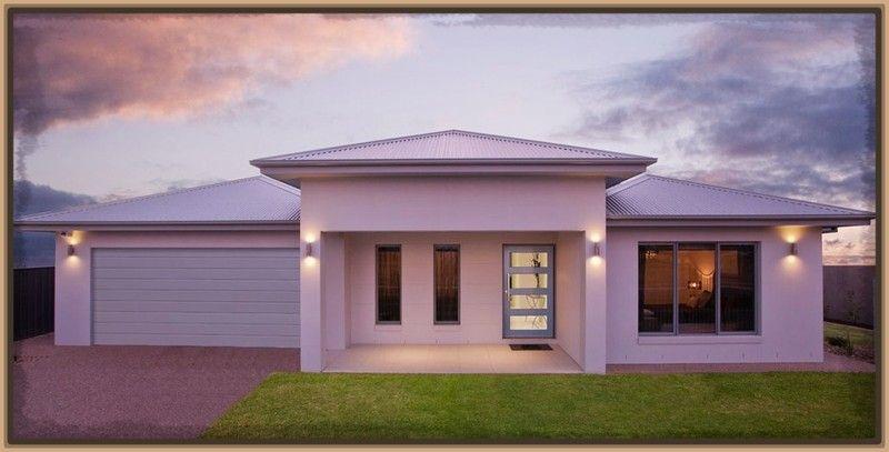 Resultado de imagen para casas minimalistas de una sola for Fachadas de casas de una sola planta