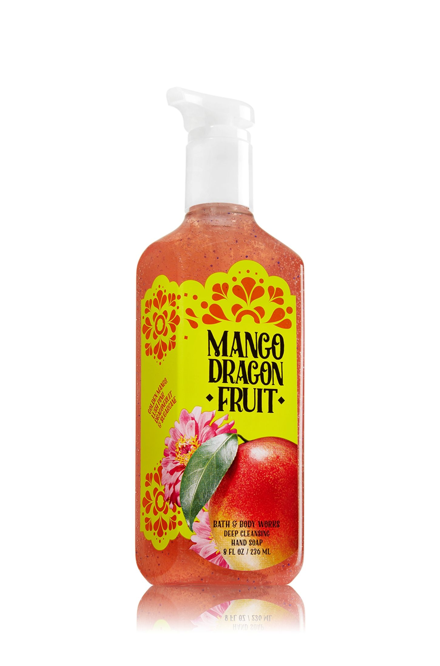 Mango Dragon Fruit Deep Cleansing Hand Soap Soap Sanitizer