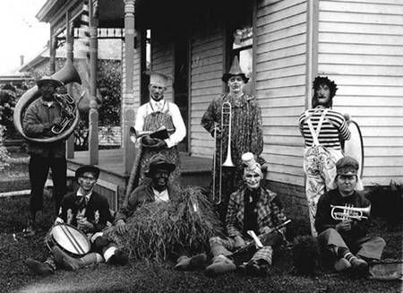 ... vintage everyday creepy vintage halloween costumes from 1800 1959 ...  sc 1 st  The Halloween - aaasne & Halloween Costumes 1800 - The Halloween